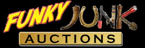 funky junk logo classic